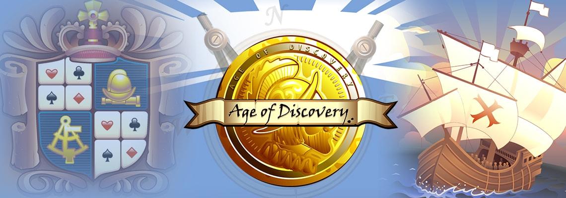 Age of Discovery Slots Umbingo