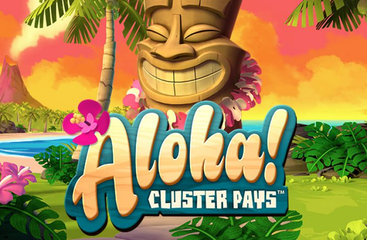 Aloha video slot Logo Picture