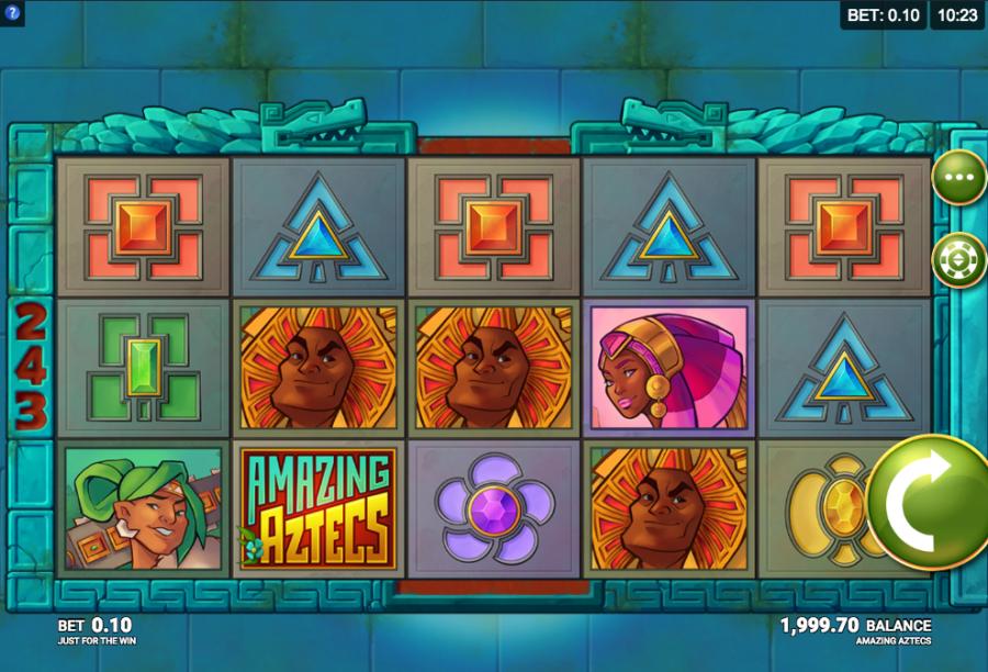 Amazing Aztecs Slots Online
