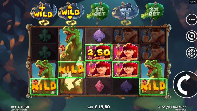 Anderthals Slots UK
