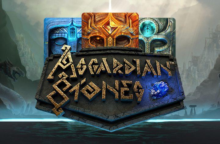 Asgardian Stones logo slot