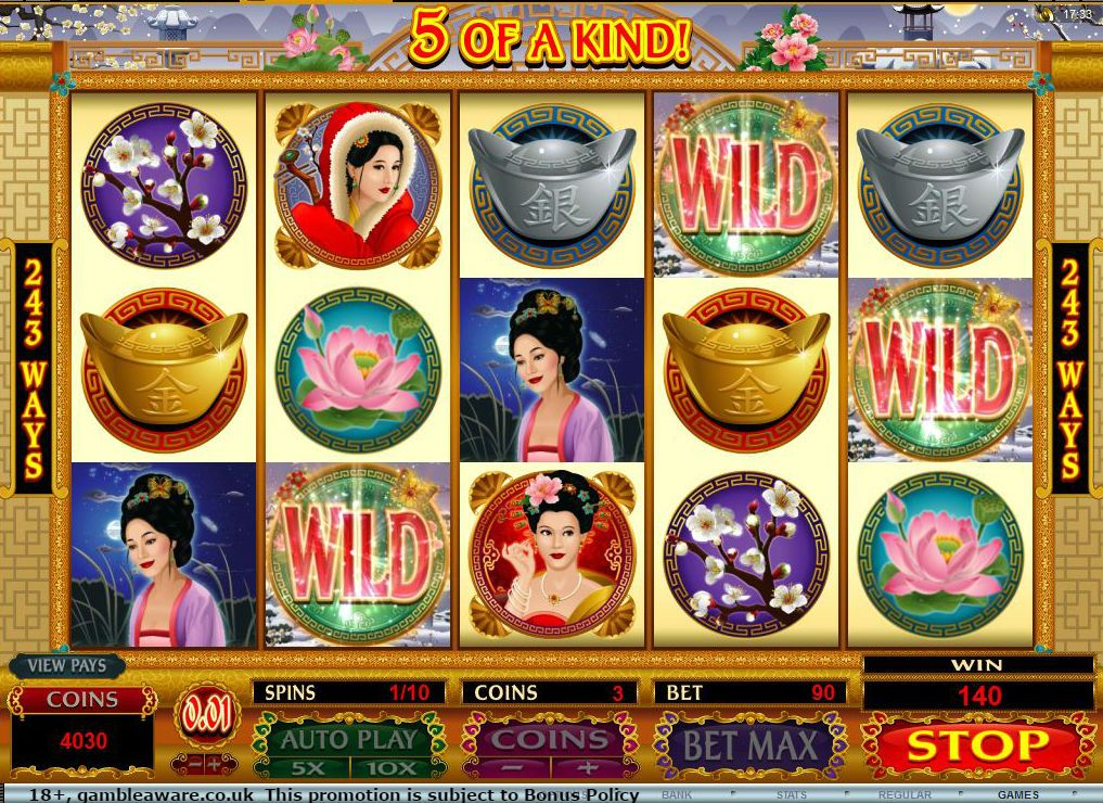 Asian Beauty Slot Online