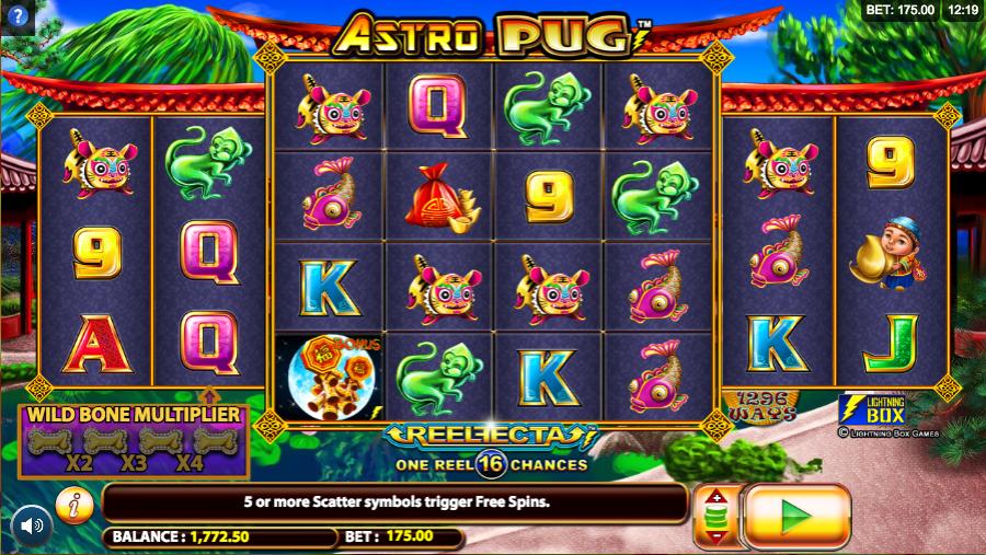 Astro Pug Slot Online