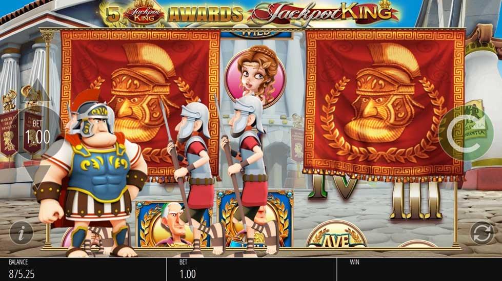 Ave Caesar JPK Slots UK