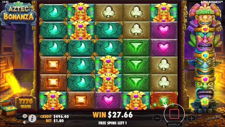 Spiele Aztec Pyramids - Video Slots Online