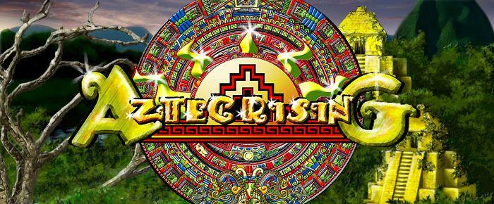 Aztec Rising Slots Umbingo