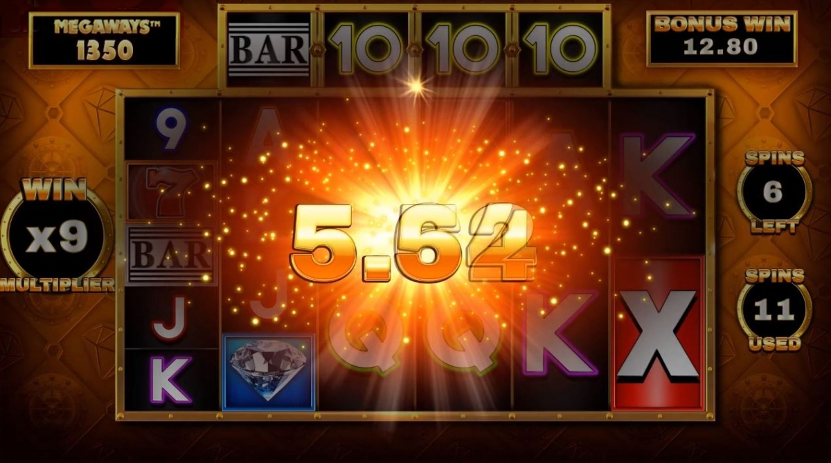 Bar-x Safecracker gameplay casino