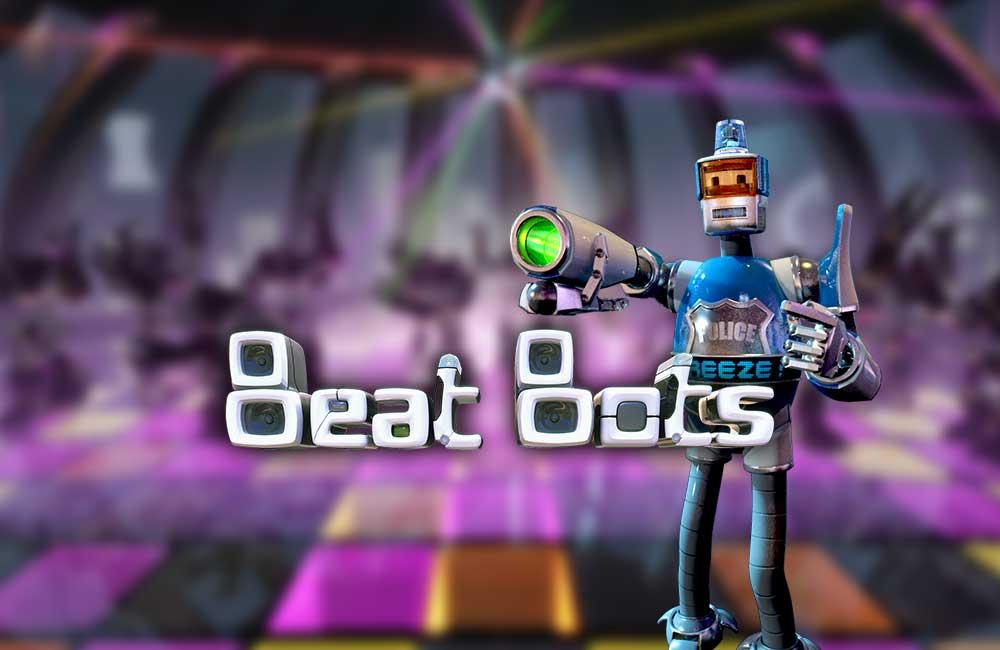 Beat Bots Slots Umbingo