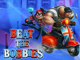 Beat the Bobbies UK Slot Image