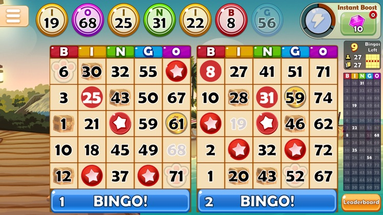 Bingo Blast Casino Game
