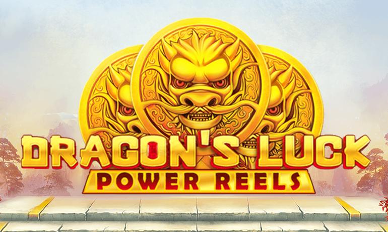 Dragon's Luck Power Reels Slots Umbingo