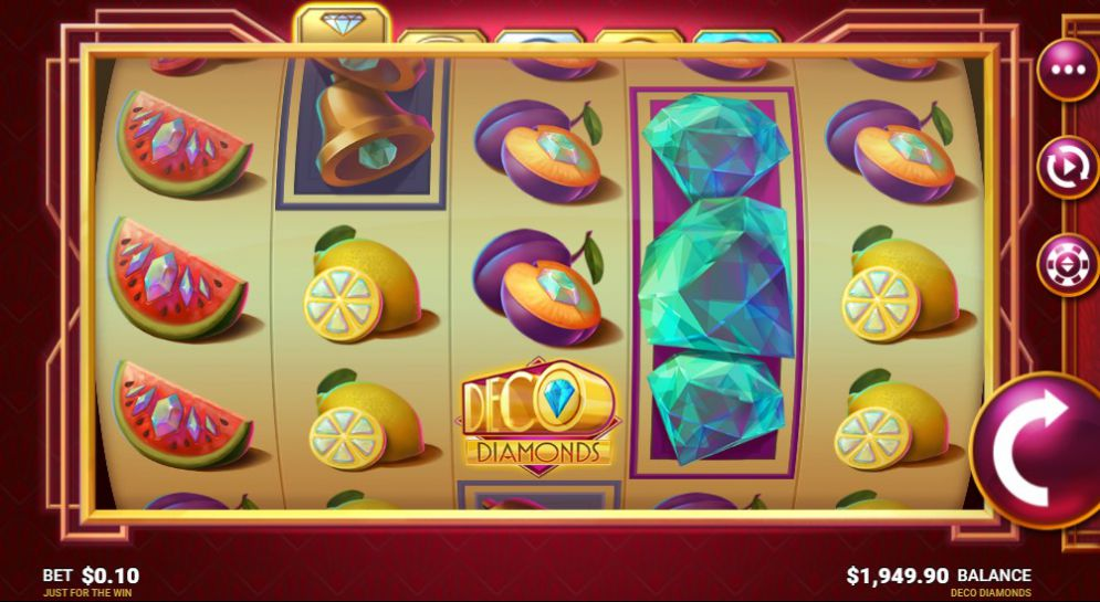 Deco Diamonds Slot Online