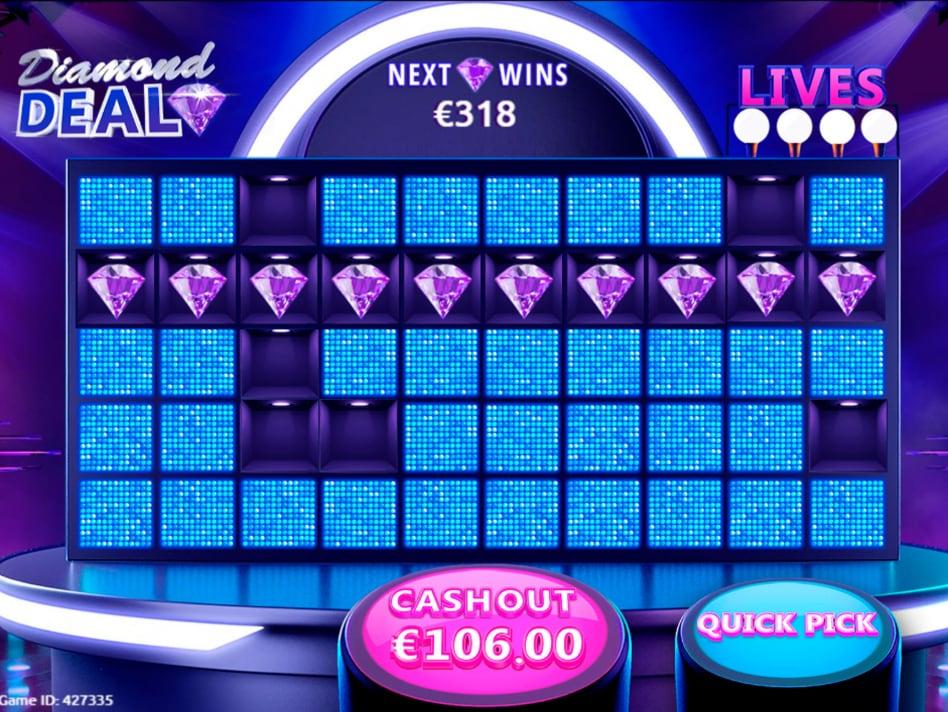 Diamond Deal Slot Game
