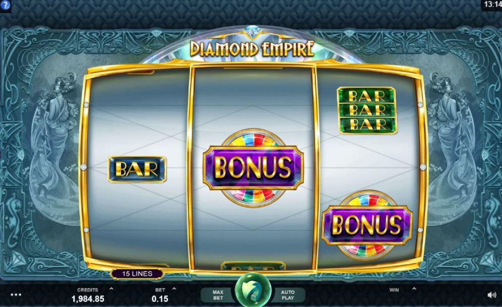 Diamond Empire Slots Games