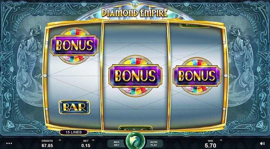 Diamond Empire Slot Games