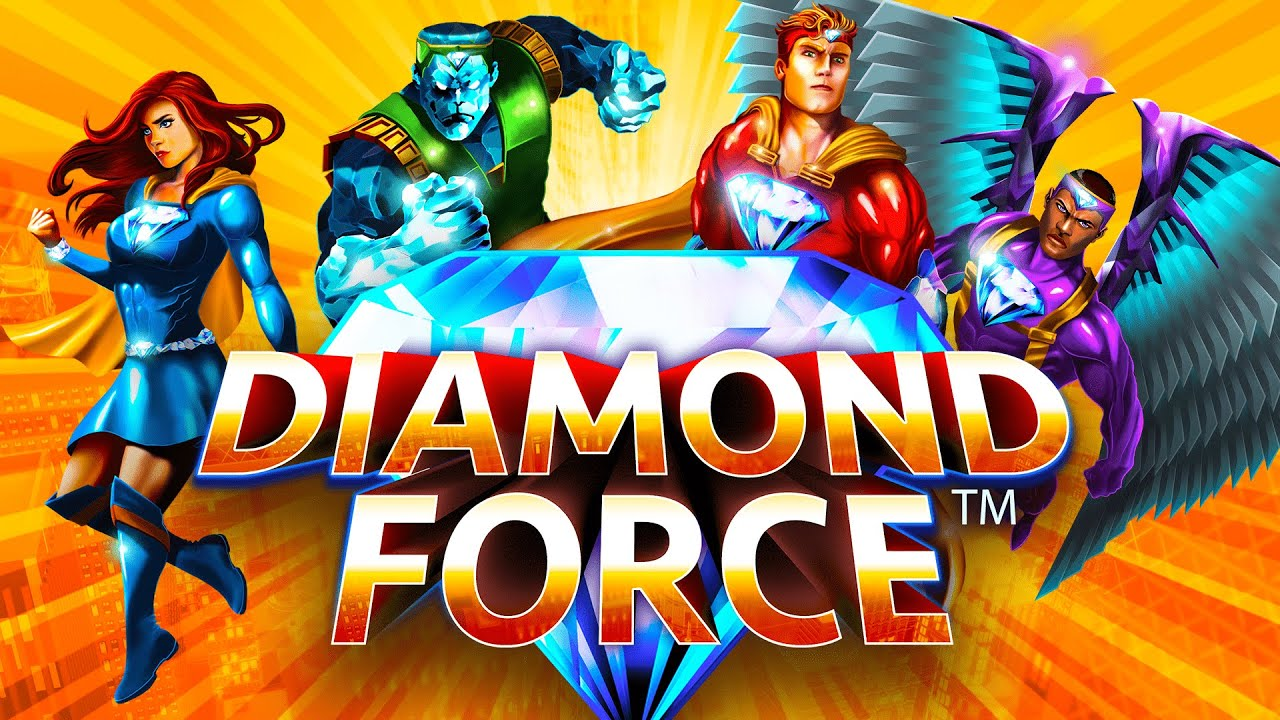 Diamond Force Slots Umbingo
