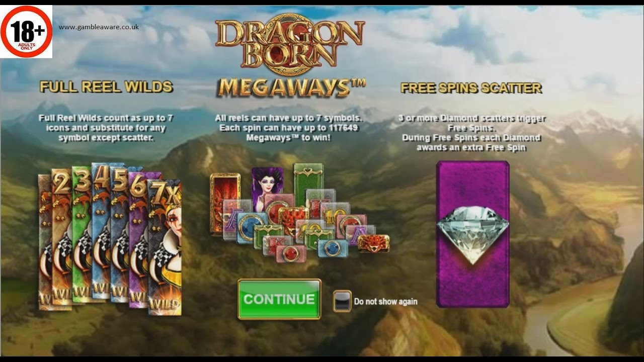 Dragon Born Slot Features