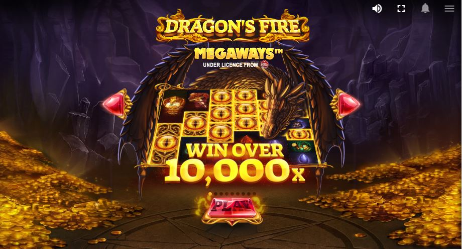Dragon's Fire Megaways Slot Bonus Features