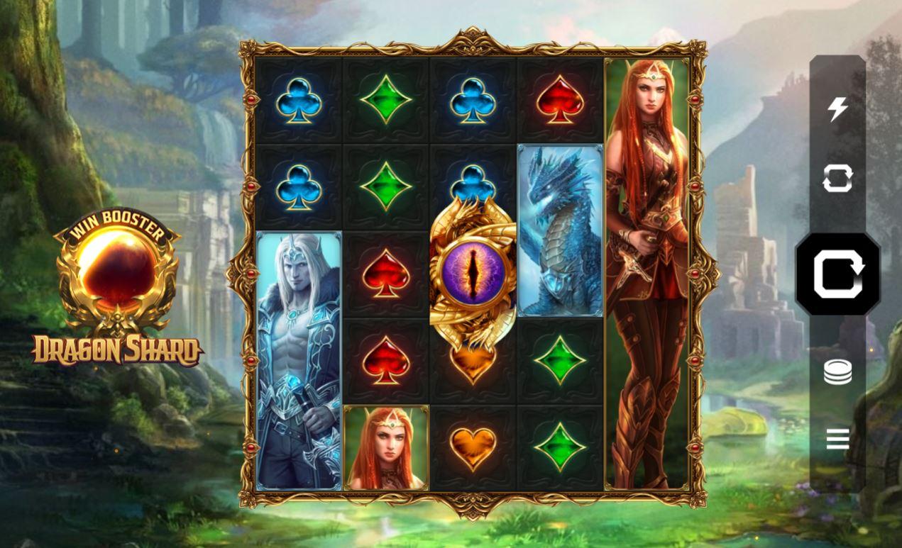 Dragon Shard Slots Game