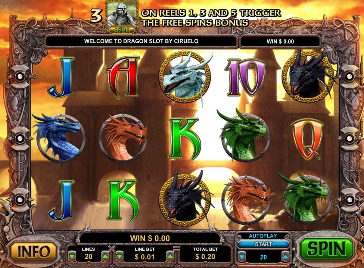 Dragon Slots Online
