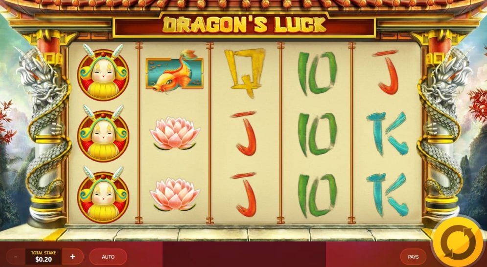 Dragon's Luck Slot Online