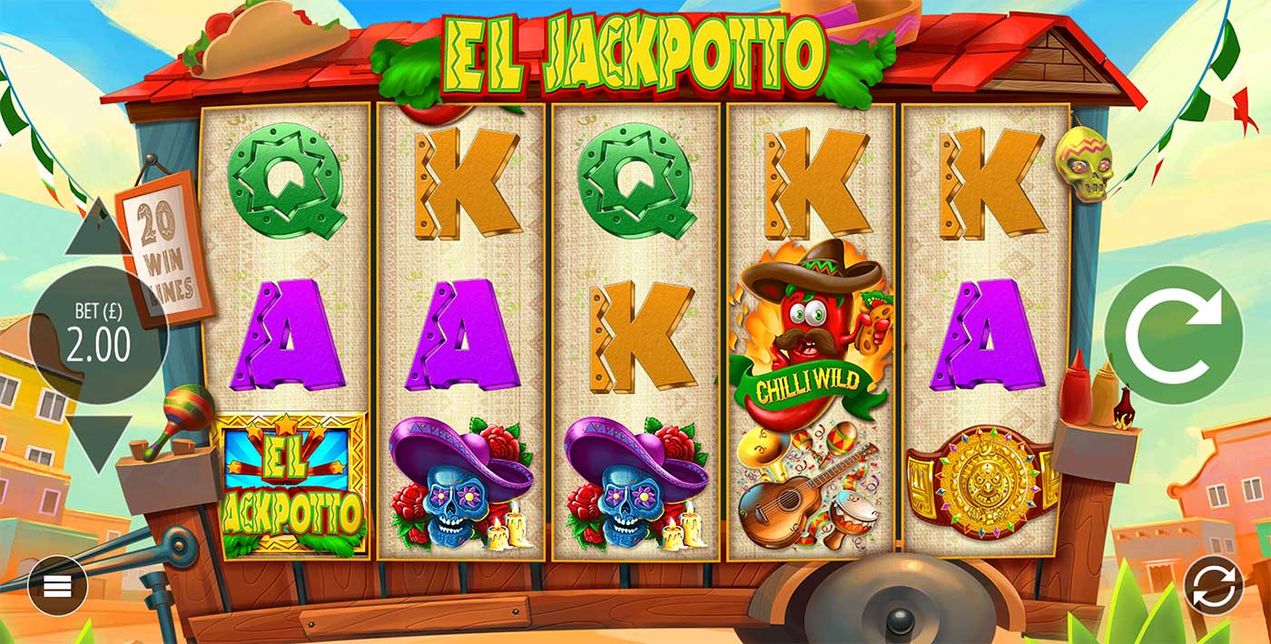 El Jackpotto Slot Online