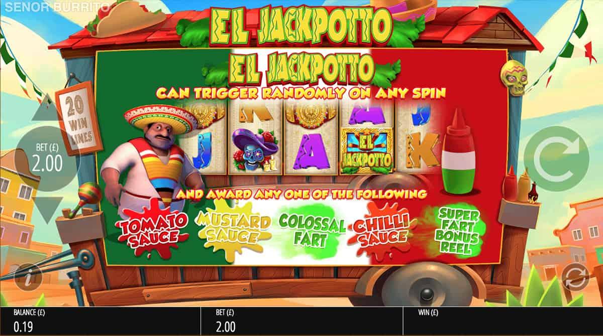 El Jackpotto Slots Game