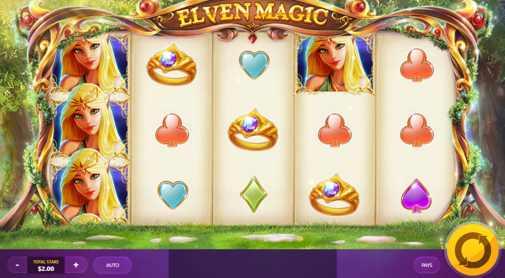 Elven Magic Slot Online