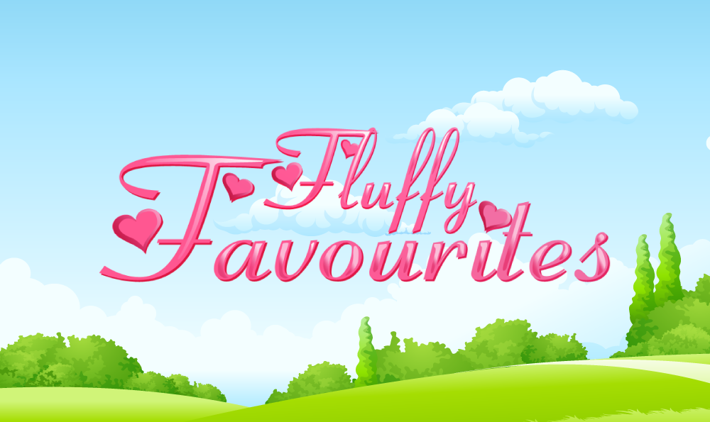 Fluffy Favourites Casino Logo