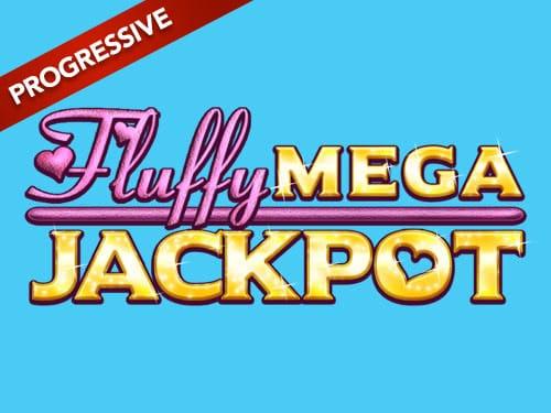 Fluffy Too Mega Jackpot Slot Logo