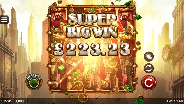 Fortunium Slot Super Win