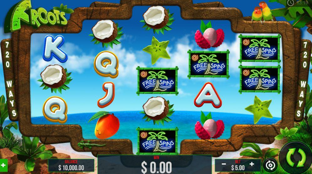 Froots Slot Online
