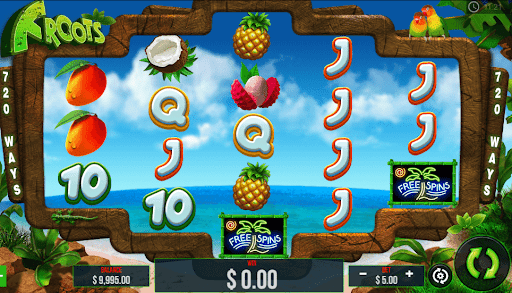 Froots Slots Game
