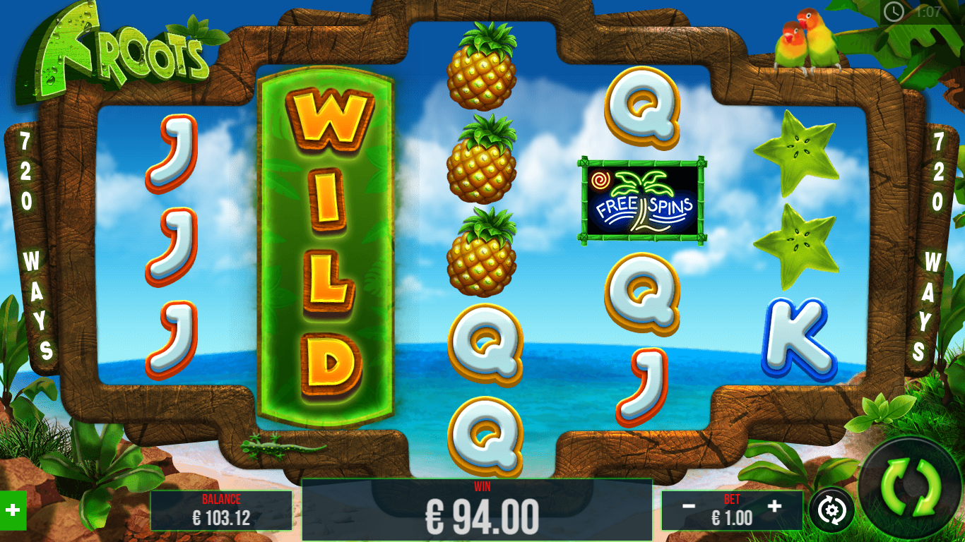 Froots Free Slots Wild