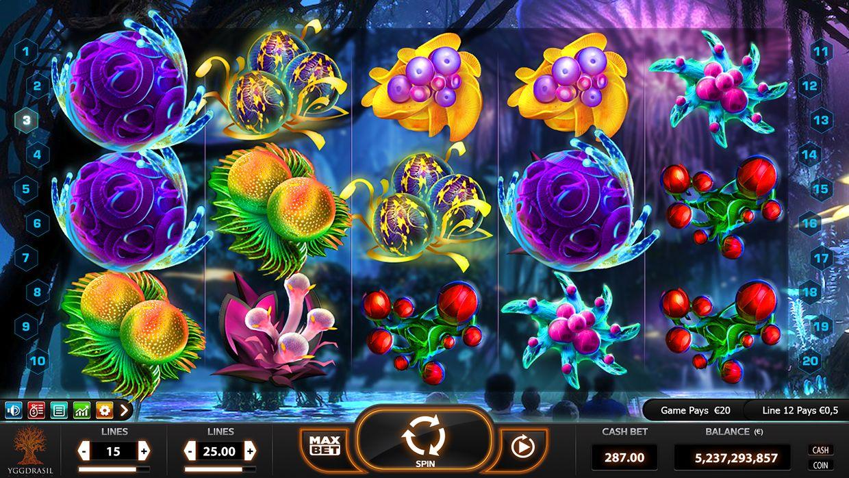 Fruitoids Slots Online