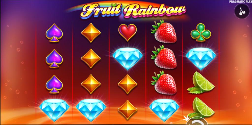 Fruit Rainbow Slots Game