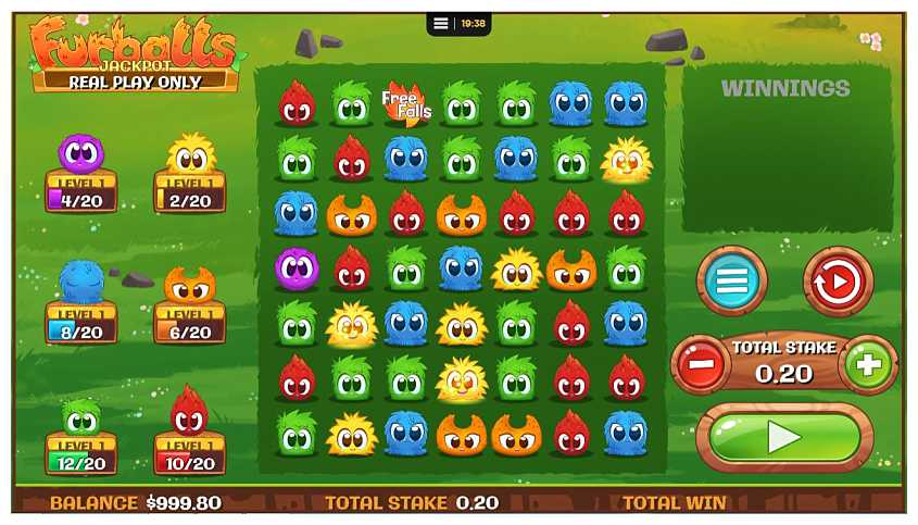 Furballs Slot Game