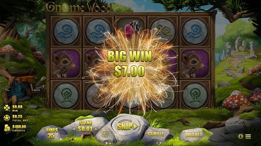Gnome Wood Slot Big Win