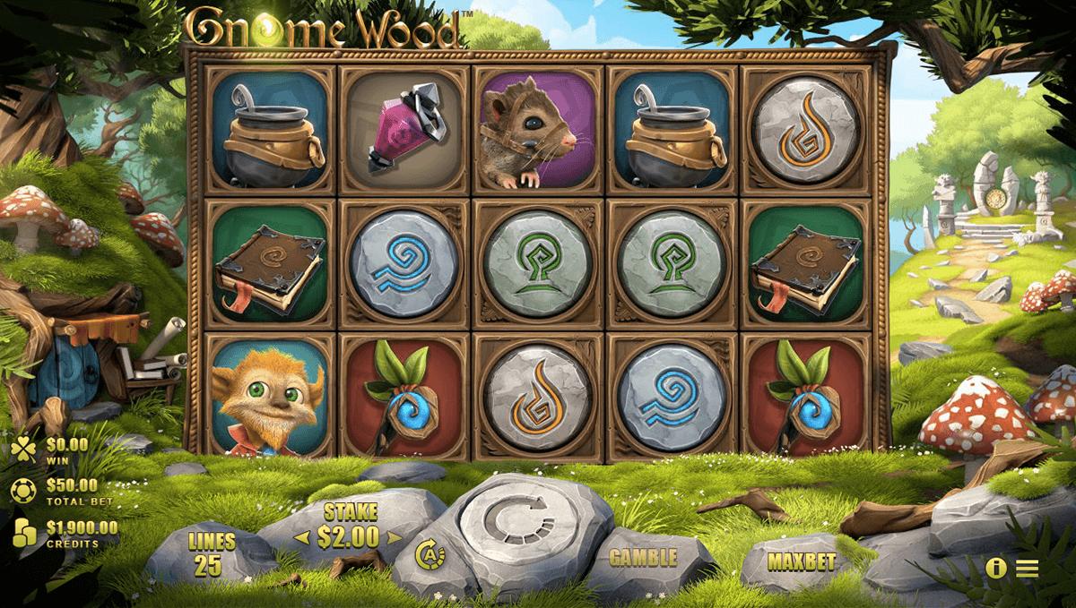 Gnome Wood Slot Online