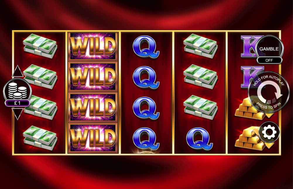 Gold Cash Slots Online