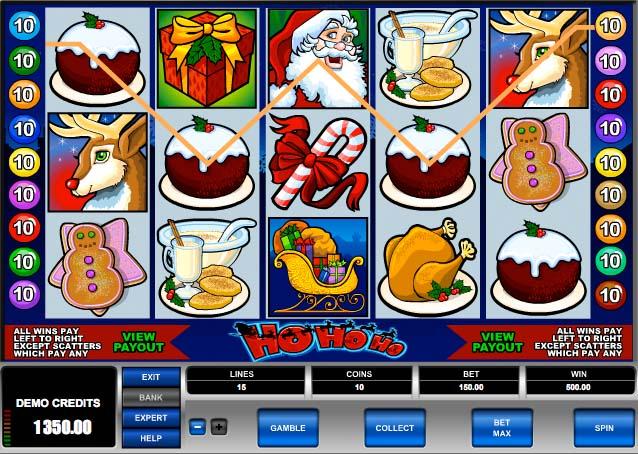 Ho Ho Ho Online Slot