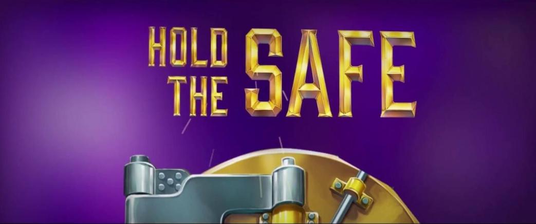 Hold the Safe Slot Logo Umbingo