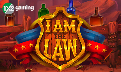 I Am The Law slot game reviews