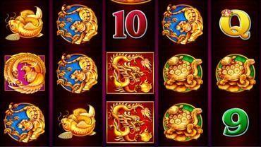 jin ji bao xi slot game play