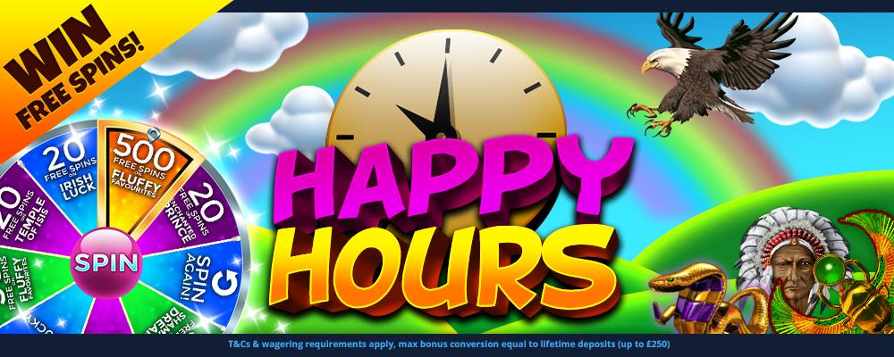 Happy-Hour - Umbingo - Promotion