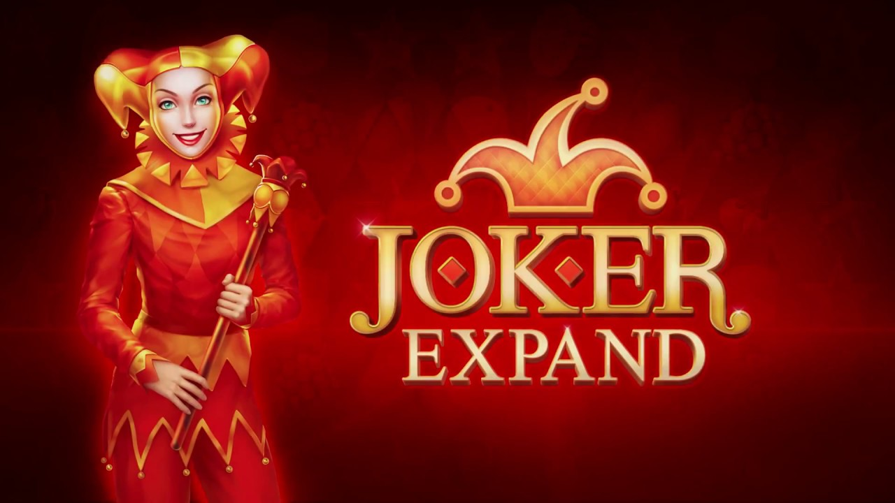 Joker Expand Slot Logo Umbingo