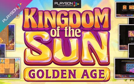 kingdom of the sun golden age Cover