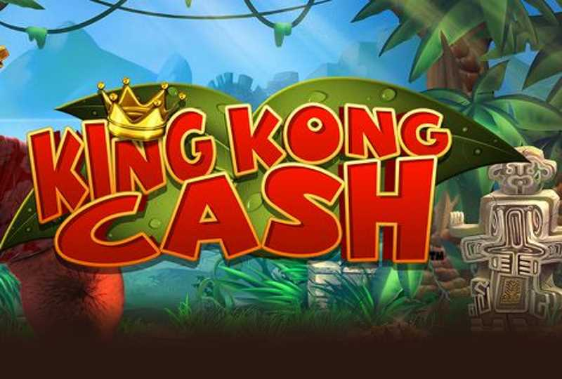 King Kong Cash slot logo