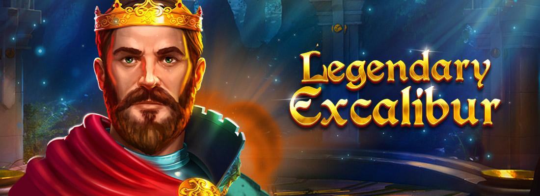 Legendary Excalibur Slots Umbingo