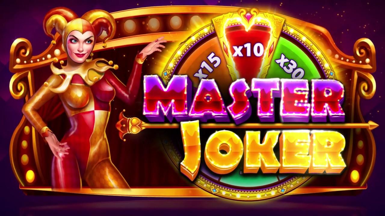 Master Joker Slots Umbingo